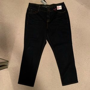Lane Bryant tighter tummy T3 jeans size 20 nwt